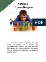 autismo e aprendizagem