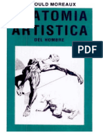 Libro Dibujo Anatómico