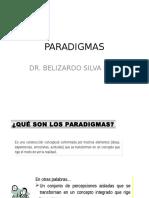PARADIGMAS EPISTEMOLOGIA