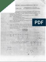 Examenes de Instalaciones Eléctricas I