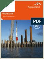 Catalogue de Palplanche