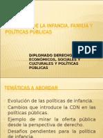 Infancia y Derechos 2009