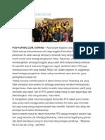 FFG Bebaskan Anggota Dari Narkoba