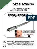 VDS Batiente PM1