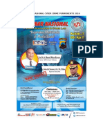 Seminar Nasional Cyber Crime Purwokerto 2016