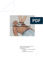 Manual RCP Basico Del Adulto 2015