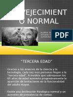 Envejecimiento Normal