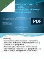 Universidad Nacional de Loja Exposición.