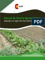 Manual de Huerta Agroecológica