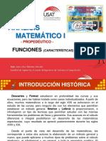 Funciones - Características