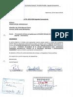 Bases Viviendas Saludables sector Quinuamayo Bajo CCM - Segunda Convocatoria