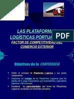 Logistica Plataformas Portuarias Comercio Exterior