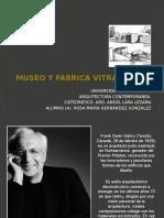 Museo y FAbrica Vitra Design
