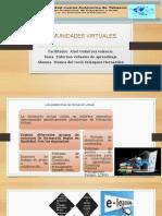 Entronos Virtuales de Aprendizaje