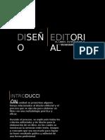 Diseño Editorial - El Libro