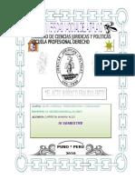 Acto Jurídico - EL FRAUDE -CÓDIGO CIVIL PERUANO