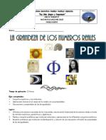 GUIA N°1 MATEMATICAS 11° PRIMER PERIODO