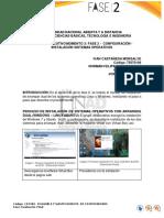 Informe Ejecutivo Fase 2 Instalación SO-Dual (Windows 7-Ubuntu 14)