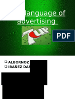 The Language of Advertising Autoguardado (1)