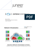 OpenContrail Juniper