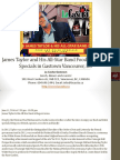James Taylor and His All Star Band Food and Drink Specials at La Casita Gastown in Vancouver BC
