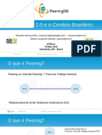PeeringDB 2.0 e o Cenário Brasileiro