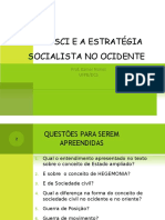 Gramsci e o Socialismo Ocidental