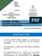 OHSAS 18.001 2.0