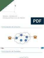 Introducción Servicios de Internet