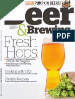 Craft Beer & Brewing - August - September 2015