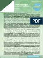 1. What is Immunology (Qué Es La Inmunología)