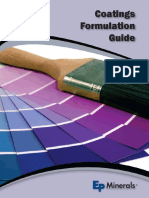 Coatings Formulation Guide