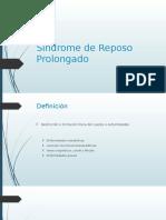 Síndrome de Reposo Prolongado.pptx