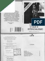 o Que é Existencialismo - João Da Penha