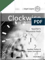 Clockwise Pre-Intermediate TRP
