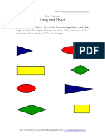 Long Short Matching Color