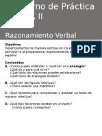 Prueba de Entrenamiento Piense II - Cuadernillo.pptx