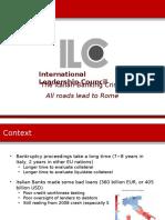 [ILC] Article Discussion- Italian Banks (1)
