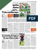 La Gazzetta dello Sport 24-06-2016 - Scandalo Scommesse Pag.3