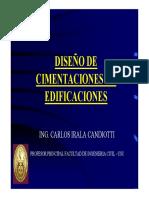 Diseño de Cimentaciones en Edificaciones