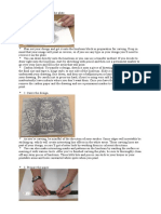 Printmaking Sample