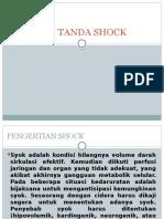 TANDA – TANDA SHOCK.pptx