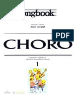 Songbook Choro - Vol 1