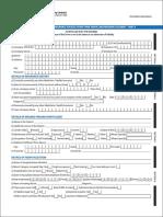 MediClaim Form Bazaz