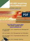 HCA 340 AID Inspiring Minds/hca340aid.com
