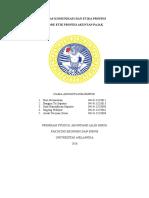 Tugas Minggu Ke 4 Kasus Etika Dan Profesi Akuntan Pajak