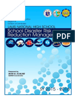 Drrm Report Sy 2015 2016