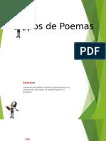 Tipos de Poemas