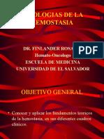 9. Patologias de La Hemostasia i