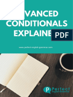 Advanced Conditionals Explained